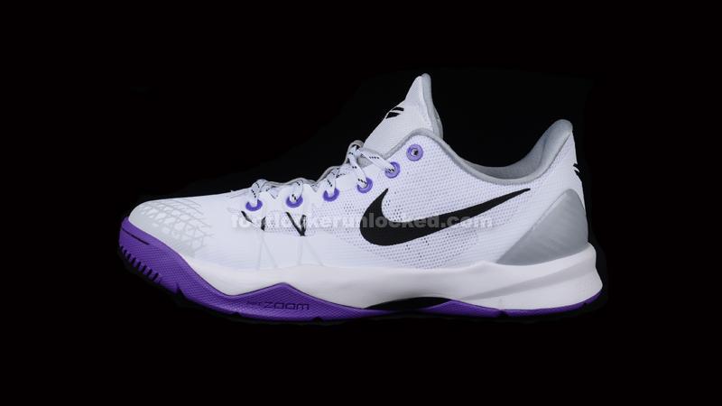 best sneakers 8828e 11734 FL Unlocked Kobe Venomenon White Black Purple 02.  FL Unlocked Kobe Venomenon White Black Purple 03.  FL Unlocked Kobe Venomenon White Black Purple 04