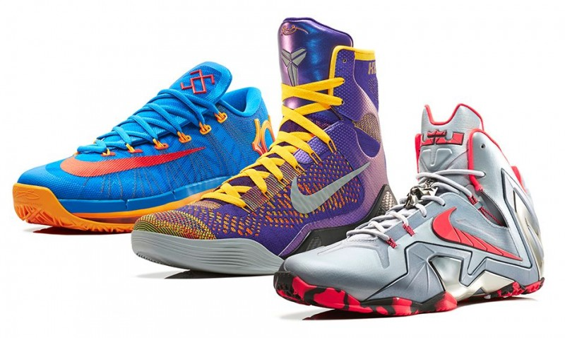 3f52e62a495 Nike Basketball Elite Series Team Collection Release Details