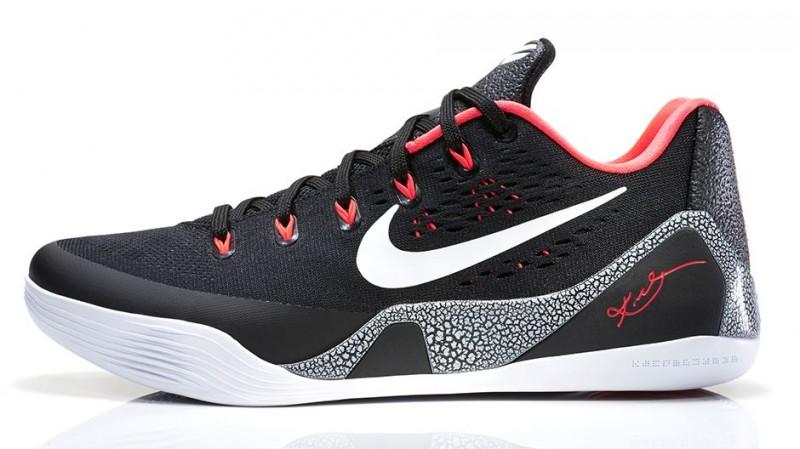 """Nike Kobe 9 EM """"Laser Crimson"""" – Foot"""
