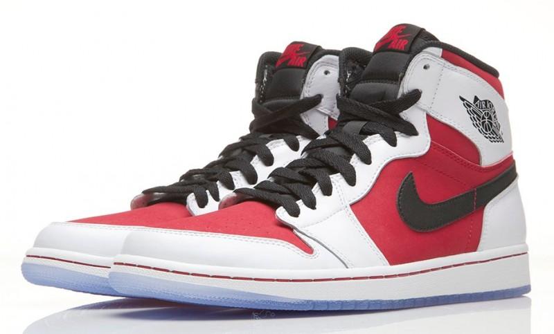 "b3ce969ed9e5 Air Jordan 1 Retro High OG ""Carmine"" Release Details – Foot Locker Blog"
