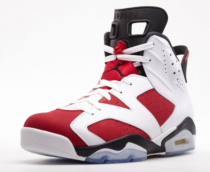 "the best attitude 2f46b 899bd Air Jordan 6 Retro ""Carmine"" Release Details – Foot Locker Blog"