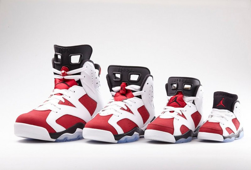 "the best attitude f9f65 5e89e Air Jordan 6 Retro ""Carmine"" Release Details – Foot Locker Blog"