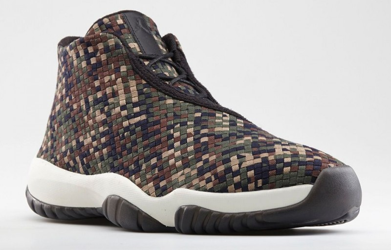 "Air Jordan Future Premium ""Camo"" Release Details – Foot Locker Blog 5d559385a"