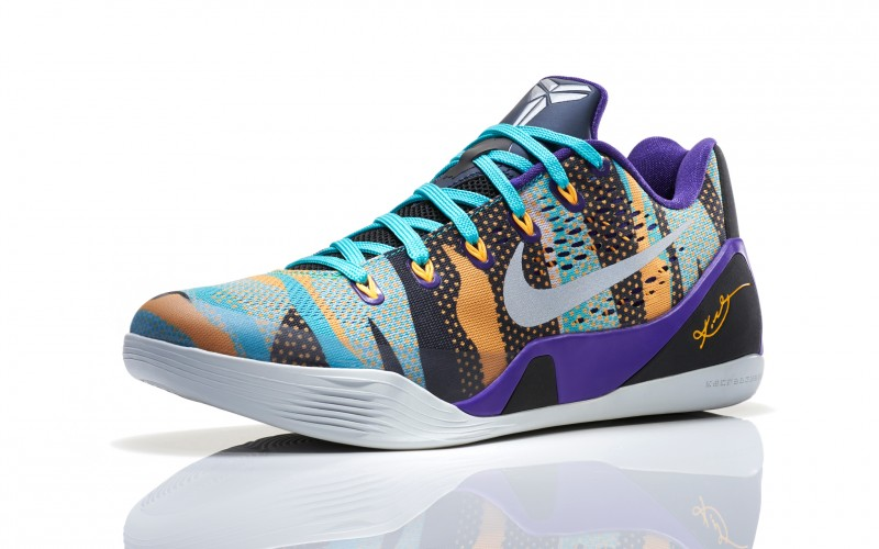 "online store 5dabd bcbb9 Nike Kobe 9 EM ""Pop Art Camo"""
