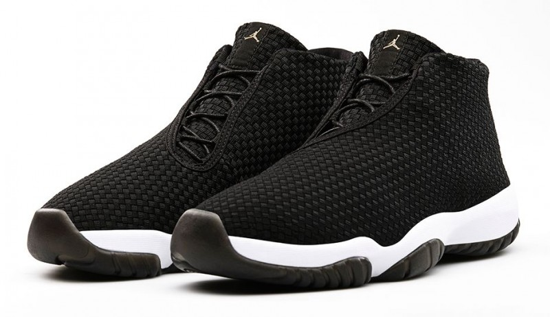 "huge selection of 81bdb a7666 Air Jordan Future ""Black White"""