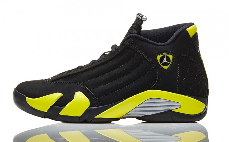 """Air Jordan 14 Retro """"Vibrant Yellow"""