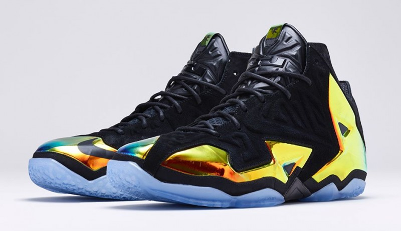 """huge discount 5225a 9bcb2 Nike LeBron 11 EXT """"King s Crown"""" Release Details"""