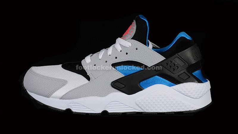 "newest 808c7 207b2 Nike Air Huarache ""Blue Hero"" – Foot Locker Blog"