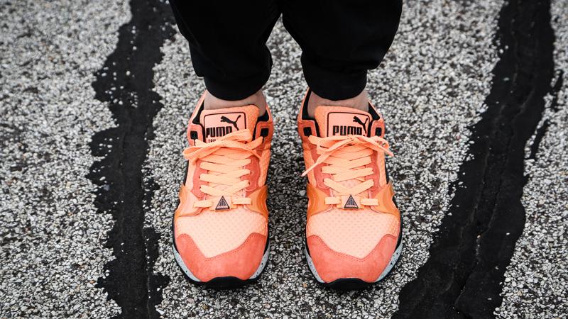 The PUMA XT2 Mesh Evolution retails for  100.  PUMA XT2 Orange Neon Mesh Evolution Unlocked 1.  PUMA XT2 Orange Neon Mesh Evolution Unlocked 2 d127c3dde069