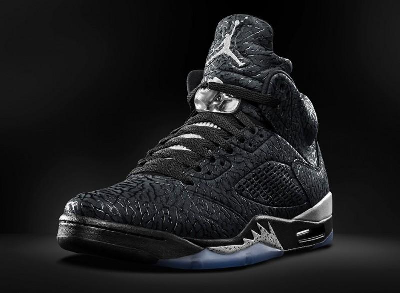 "Air Jordan 3Lab5 ""Metallic Silver"" Release Details – Foot Locker Blog 151b28c2b"