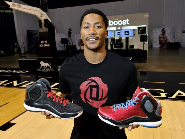 Foot Locker Unlocked got the chance to sit down with all-star point guard Derrick  Rose at the adidas Basketball Boost Launch Event in Las Vegas on Sunday. 719e0036d