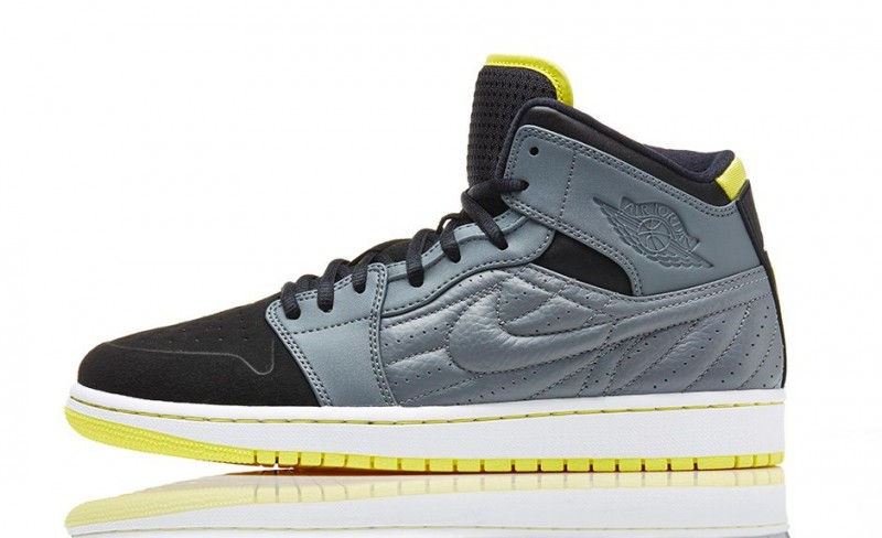 "Air Jordan 1 Retro '99 ""Vibrant Yellow"" and ""Black Toe ..."