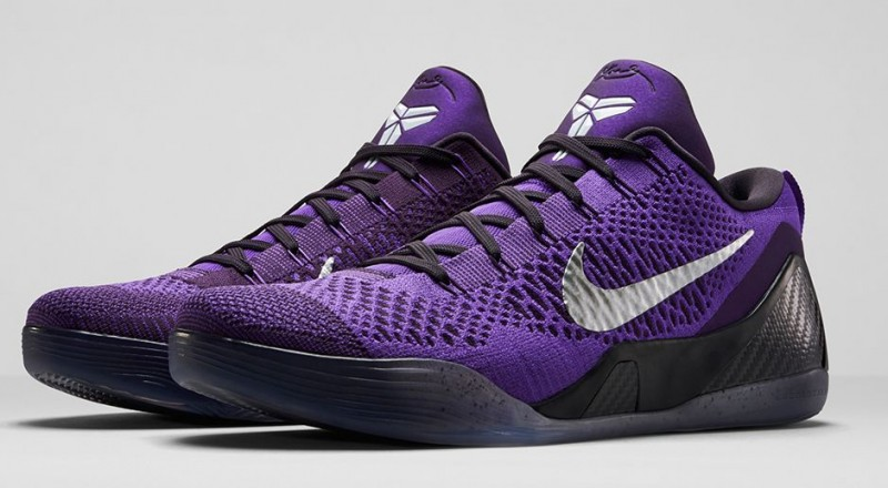 sale retailer 5c167 a8cce FL Unlocked FL Unlocked Nike Kobe 9 Elite Low Hyper Grape 01. Kobe Bryant  demands provocative design innovation, and that is what the ...
