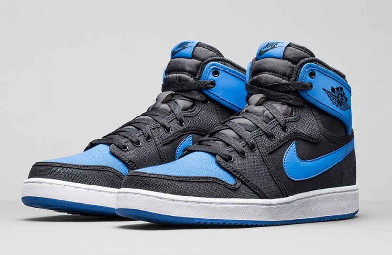 Air Jordan 1 Retro KO High OG  Sport Blue  – Foot Locker Blog a436db208038