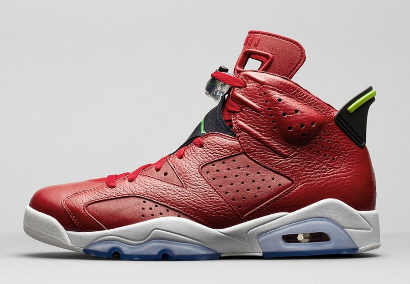 quality design 4fb6e bec08 Air Jordan 6 Retro 'Spizike' Release Details – Foot Locker Blog