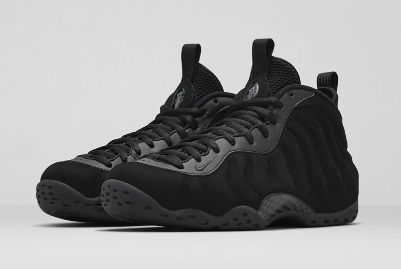 "a0887c09a0e Nike Air Foamposite One ""Triple Black"" – Foot Locker Blog"