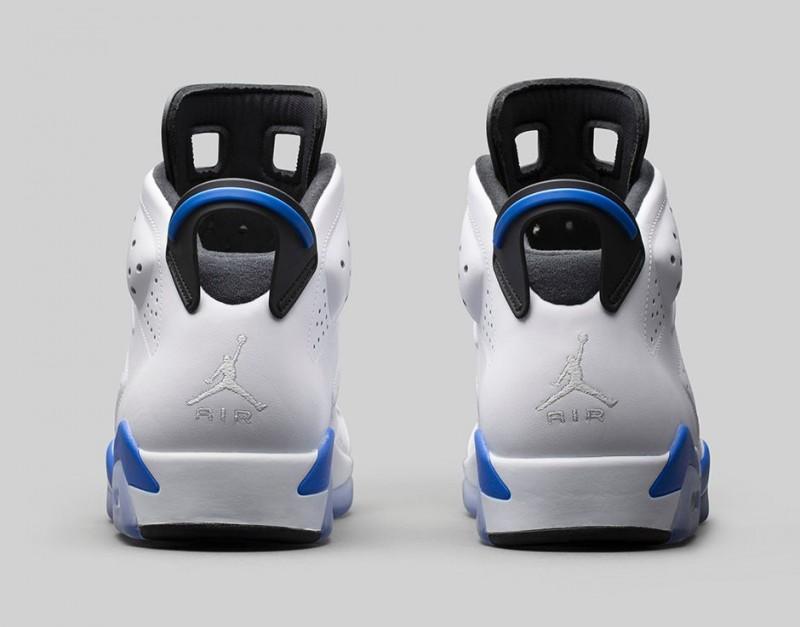 251e00c8bdce0e ... jordan 6 retro sport blue sneaker release date reminder 46847 8bb69   coupon for flunlockedflunlockednikeairjordan6retrosportblue05. ...
