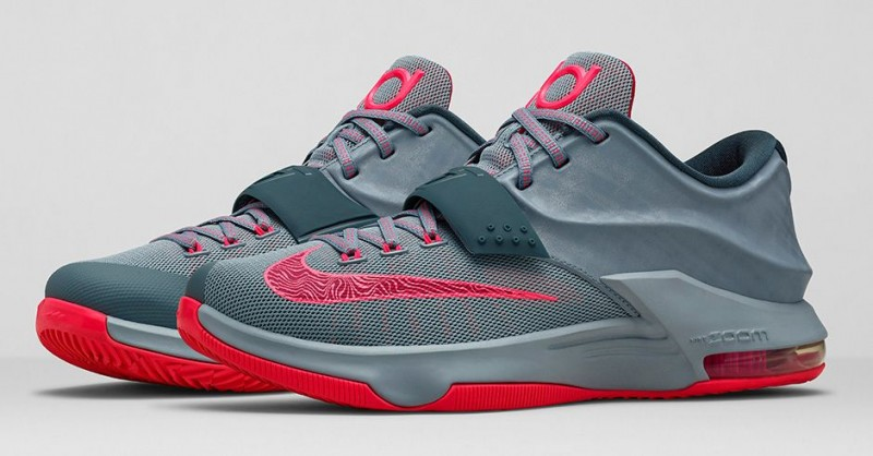 "on sale 2a9a6 ac3f1 Nike KD7 ""Calm Before The Storm"""