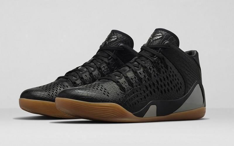 Nike Kobe 9 Mid Ext Kobe 9 Elite Low  e50783aa45