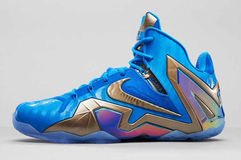 the best attitude 2eeaa 178d4 New 2015 Nike Nike LeBron 11 Cheap sale Elite Hero edition