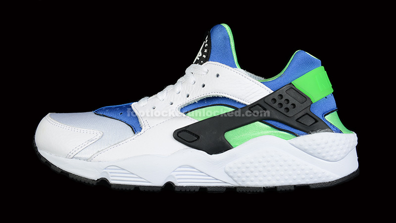 big sale 5380d 71115 FL Unlocked Nike Huarache Scream Green 03. FL Unlocked Nike Huarache Scream  Green 04. FL Unlocked Nike Huarache Scream Green 05