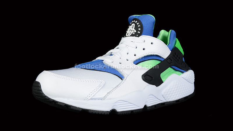 6ddc482f38749 FL Unlocked Nike Huarache Scream Green 04. FL Unlocked Nike Huarache Scream  Green 05. FL Unlocked Nike Huarache Scream Green 06