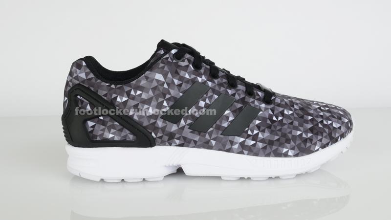 e593d5780 ADIDAS Mens ZX Flux ADV Shoe Grey Universal Store