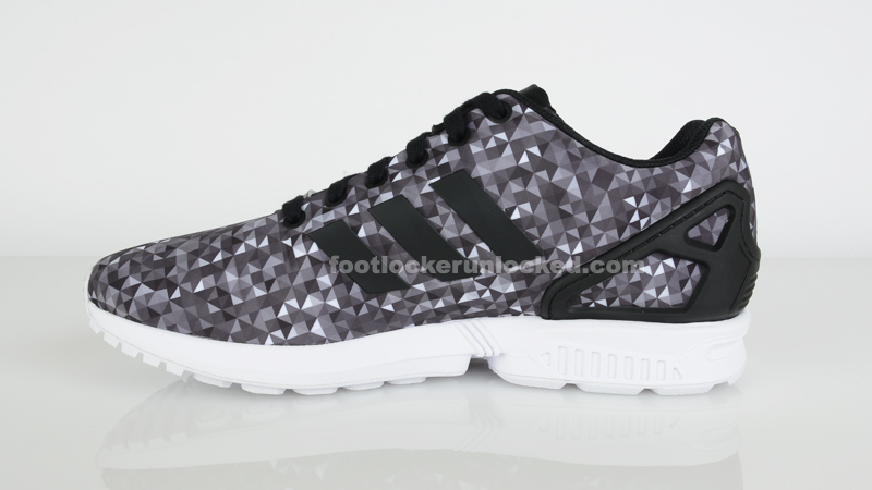 """competitive price 720a0 14258 adidas ZX Flux """"Monochrome Prism"""" – Foot Locker Blog"""