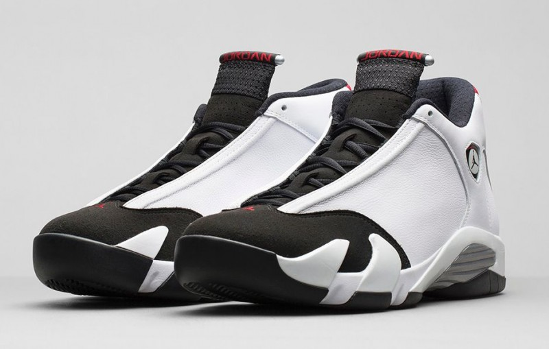 "competitive price 50a5d bcfb2 Air Jordan 14 Retro ""Black Toe"" Release Details"
