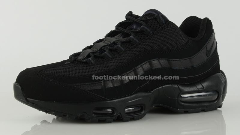 Nike Air Max 95 Black Foot Locker Blog