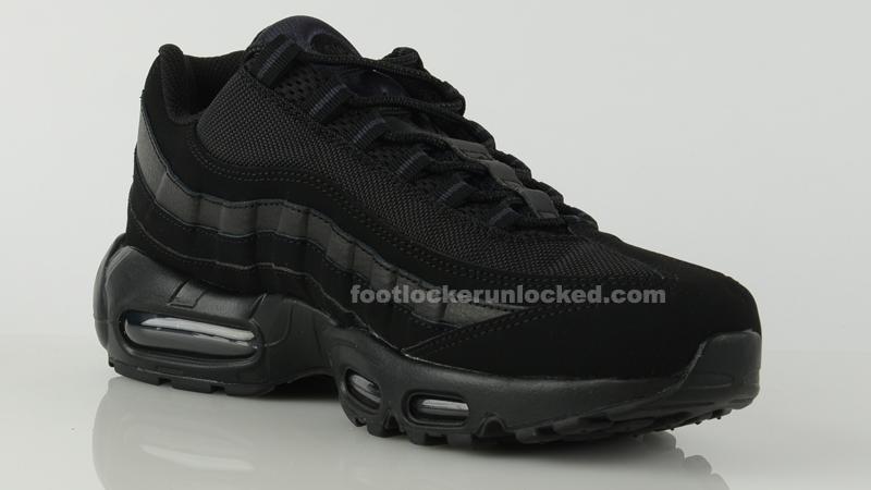 quality design c6db6 02af1 Nike Air Max 95 Black – Foot Locker Blog