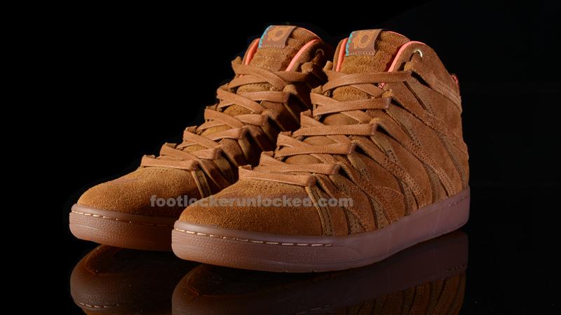 """brand new 8c93d 916fb Nike KD VII NSW Lifestyle Premium """"Hazelnut"""""""