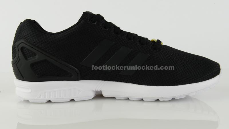 cdb68caf8 Foot Locker Unlocked adidas ZX Flux Black White 5.  Foot Locker Unlocked adidas ZX Flux Black White 6. Tags - adi ZX Flux