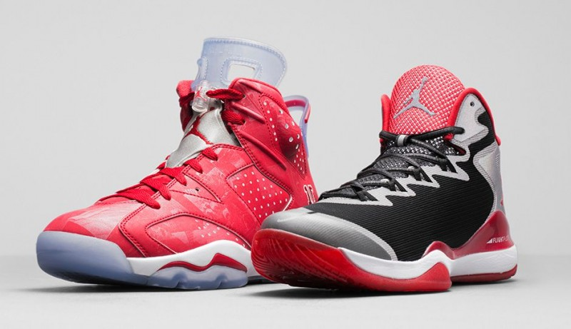 detailed look ea3a6 8d178 FL Unlocked FL Unlocked Jordan X Slam Dunk 02.  FL Unlocked FL Unlocked Jordan Super Fly 3 Slam Dunk 05