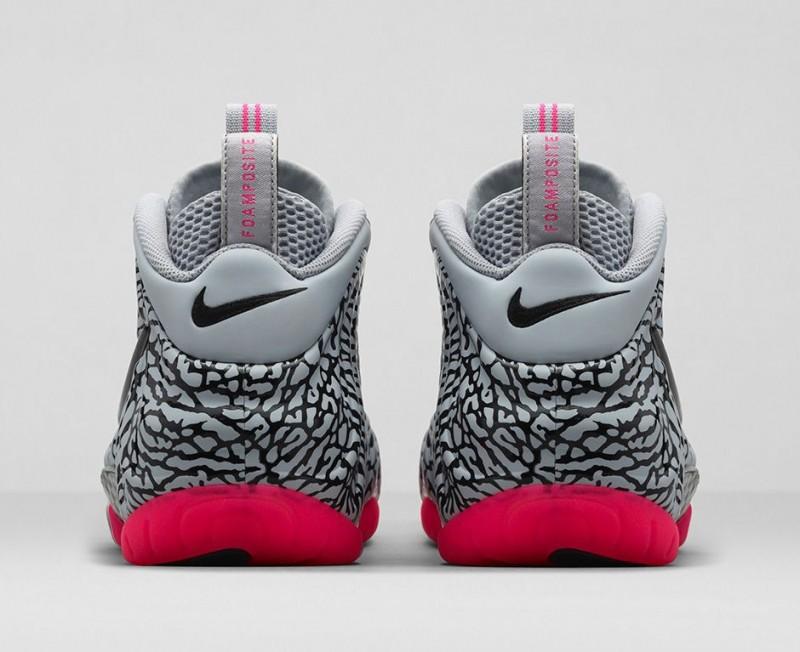 "brand new fde52 e6201 Nike Air Foamposite Pro ""Elephant Print"" – Foot Locker Blog"