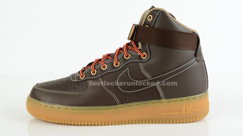"""Nike Air Force 1 """"Winter Workboot"""" Pack – Foot Locker Blog"""