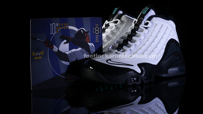 finest selection d682b 80d77 Foot Locker Unlocked Nike Griffey Air Max 2 White Black 1