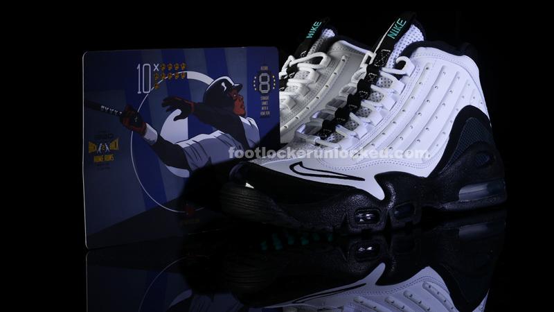 0cac8e15a5 Nike Air Griffey Max 2 'White/Black-Hyper Jade' – Foot Locker Blog