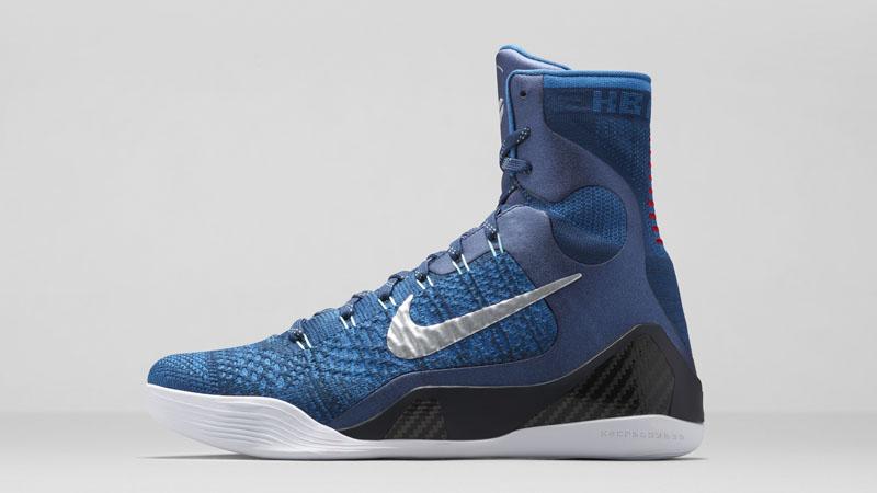 more photos eee38 a3158 Foot Locker Unlocked Nike Kobe 9 Elite Brave Blue 2.  Foot Locker Unlocked Nike Kobe 9 Elite Brave Blue 3