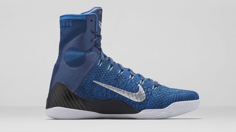 Nike Kobe 9 Elite 'Brave Blue' – Foot Locker Blog  Nike Kobe 9 Eli...
