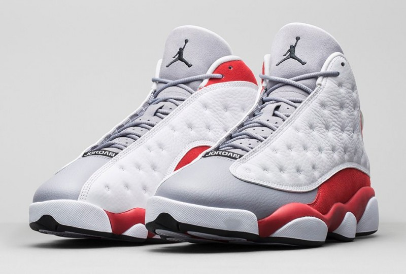 35ebc85eff80f3 Air Jordan 13 Retro  Grey Toe  Release Details