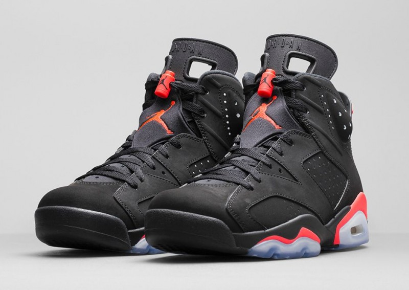 ca1d0fa79237ae Air Jordan 6 Retro  Black Infrared 23  – Foot Locker Blog