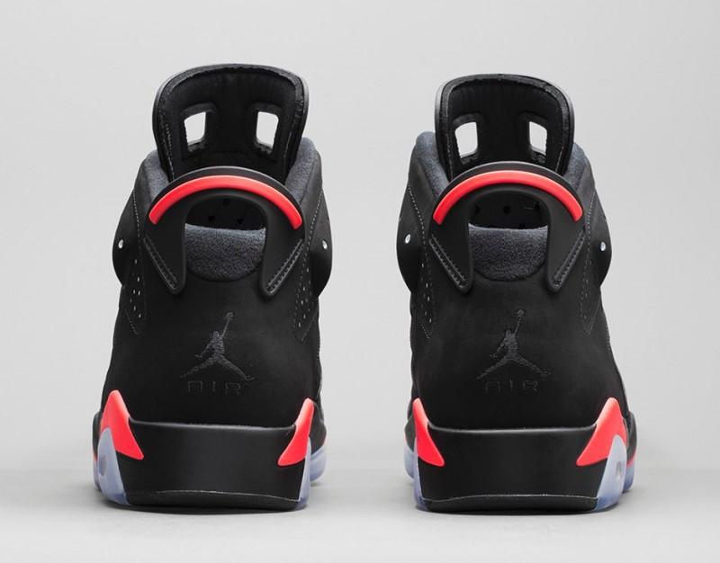 official photos 769c1 1602b Air Jordan 6 Retro 'Black/Infrared 23' – Foot Locker Blog