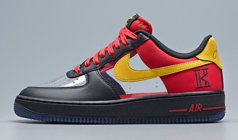 size 40 39c58 f04bf Nike Air Force 1 CMFT 'Kyrie Irving' – Foot Locker Blog