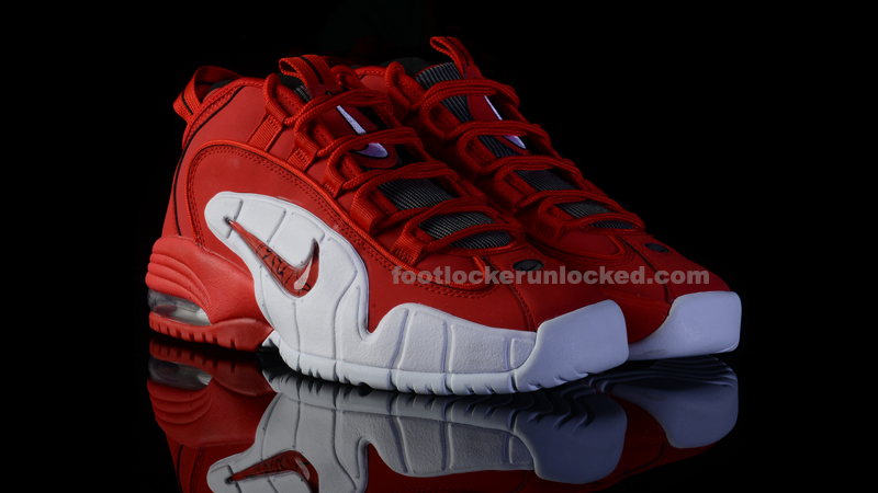727b130baf05 Foot Locker Unlocked Nike Air Max Penny 1 University Red 1