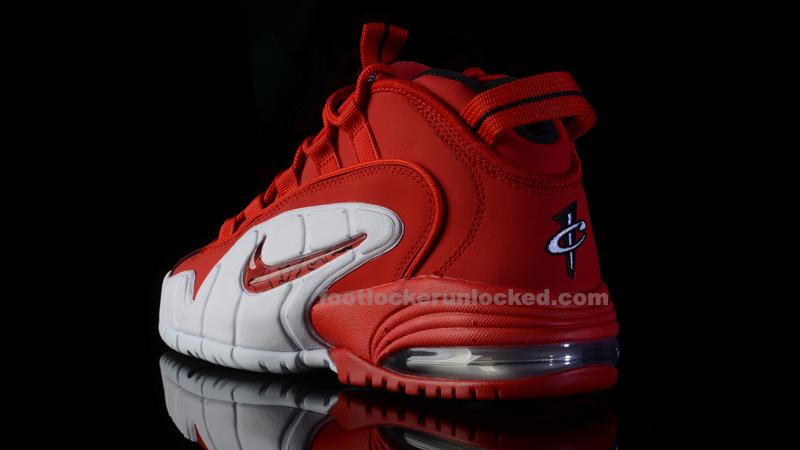 e1832c521e3 Foot Locker Unlocked Nike Air Max Penny 1 University Red 5.  Foot Locker Unlocked Nike Air Max Penny 1 University Red 6