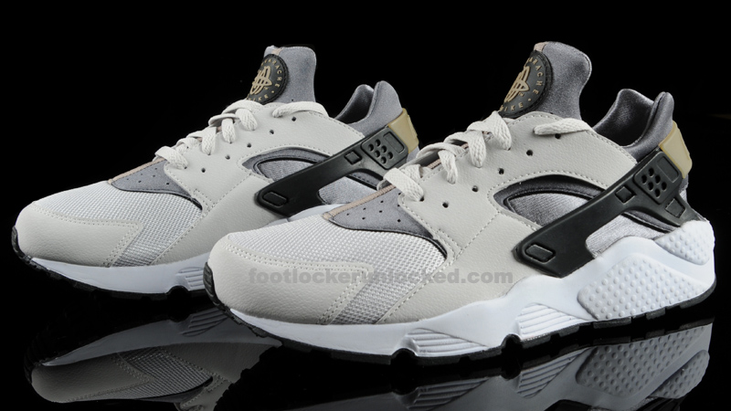 uk availability 31ec8 c940c Foot Locker Unlocked Nike Huarache Light Ash Grey 1. The Nike Air Huarache  is a 90s classic ...