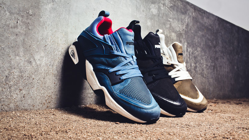 photos officielles 72cc2 7c749 PUMA Trinomic Blaze Pack – Foot Locker Blog