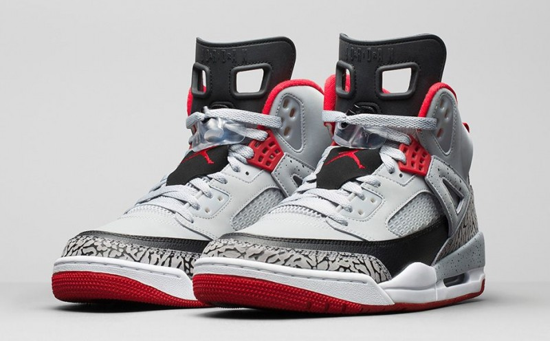 best authentic 78c41 5922a Jordan Spizike  Wolf Grey