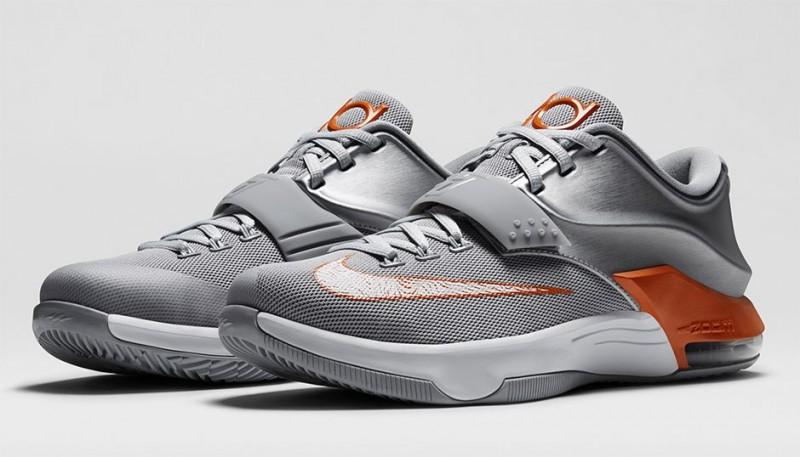 buy popular d5e24 b9752 Nike KD7  Wild West